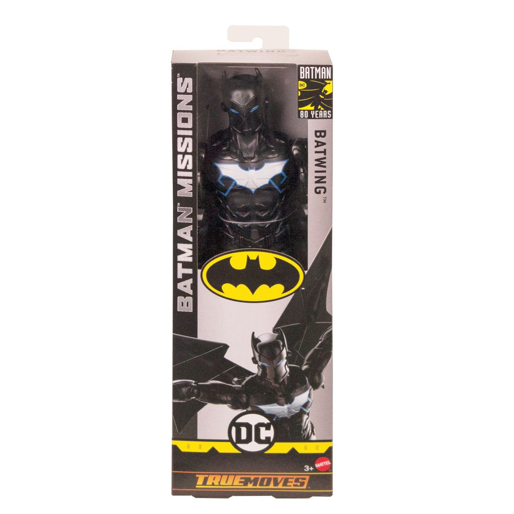 BATMAN MISSIONS BASIC FIGURE BATWING
