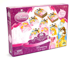 Disney Princess Memory Game - Toyworld