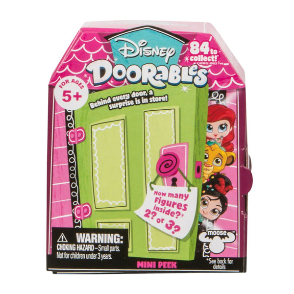 Disney Doorables Mini Peek Blind Box - Toyworld