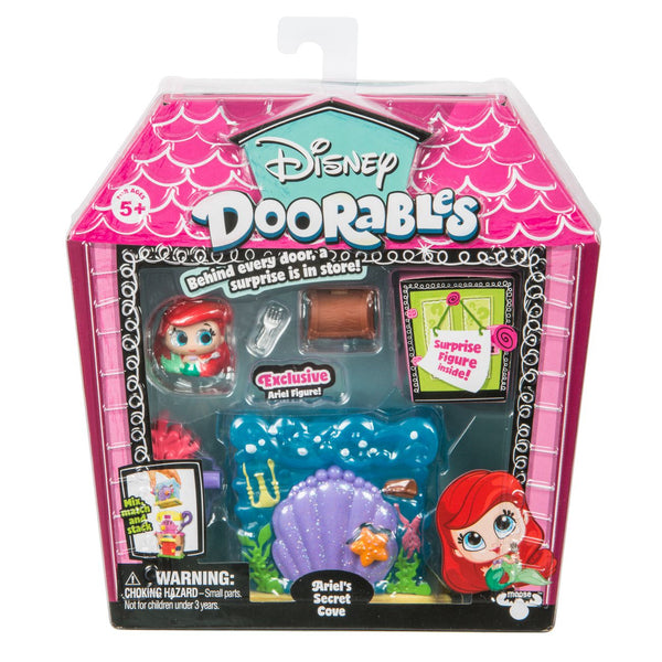Disney Doorables Minis Ariels Secret Cove - Toyworld