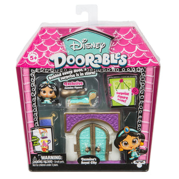 Disney Doorables Minis Jasmines Royal City - Toyworld