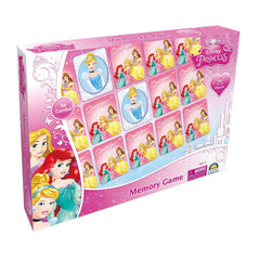 Disney Princess Memory Game Img 1 - Toyworld