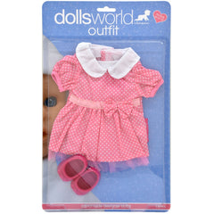 Dolls World Boutique Outfit Assorted Styles Img 2 - Toyworld