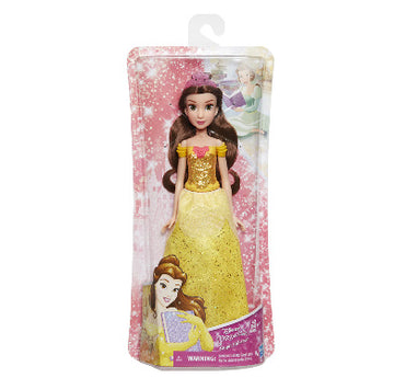 Disney Princess Shimmer Fashion Doll Belle - Toyworld