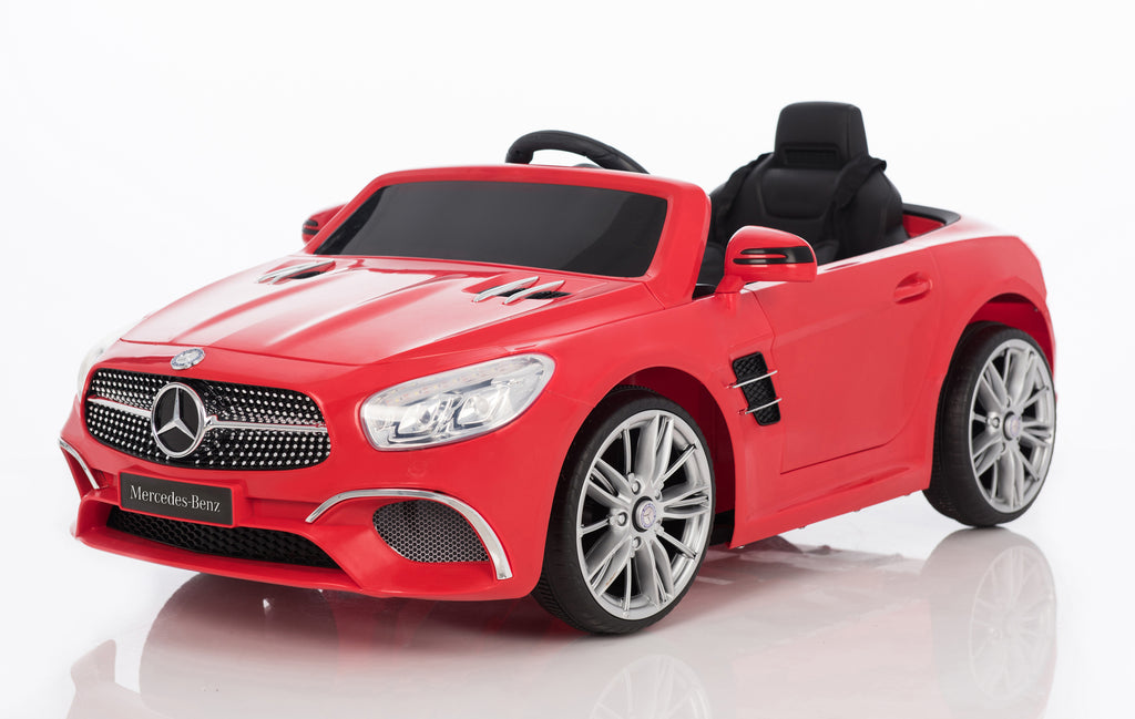 Mercedes Benz Sl400 Red - Toyworld