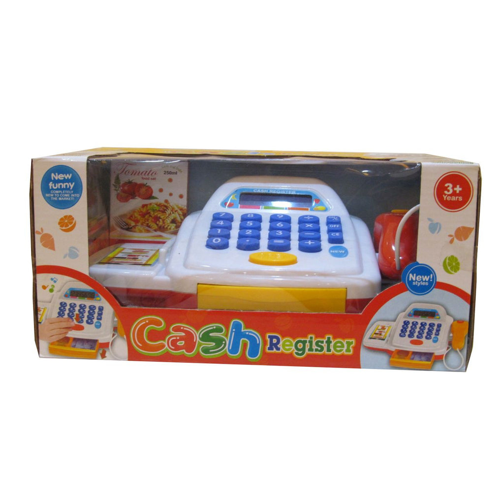 Electronic Cash Register & Accessories - Toyworld