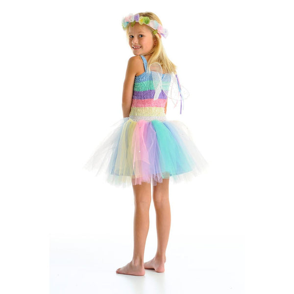 FAIRY GIRLS FRIENDSHIP FAIRY DRESS PASTEL SMALL