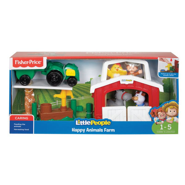 FISHER-PRICE LITTLE PEOPLE HAPPY ANIMALS FARM
