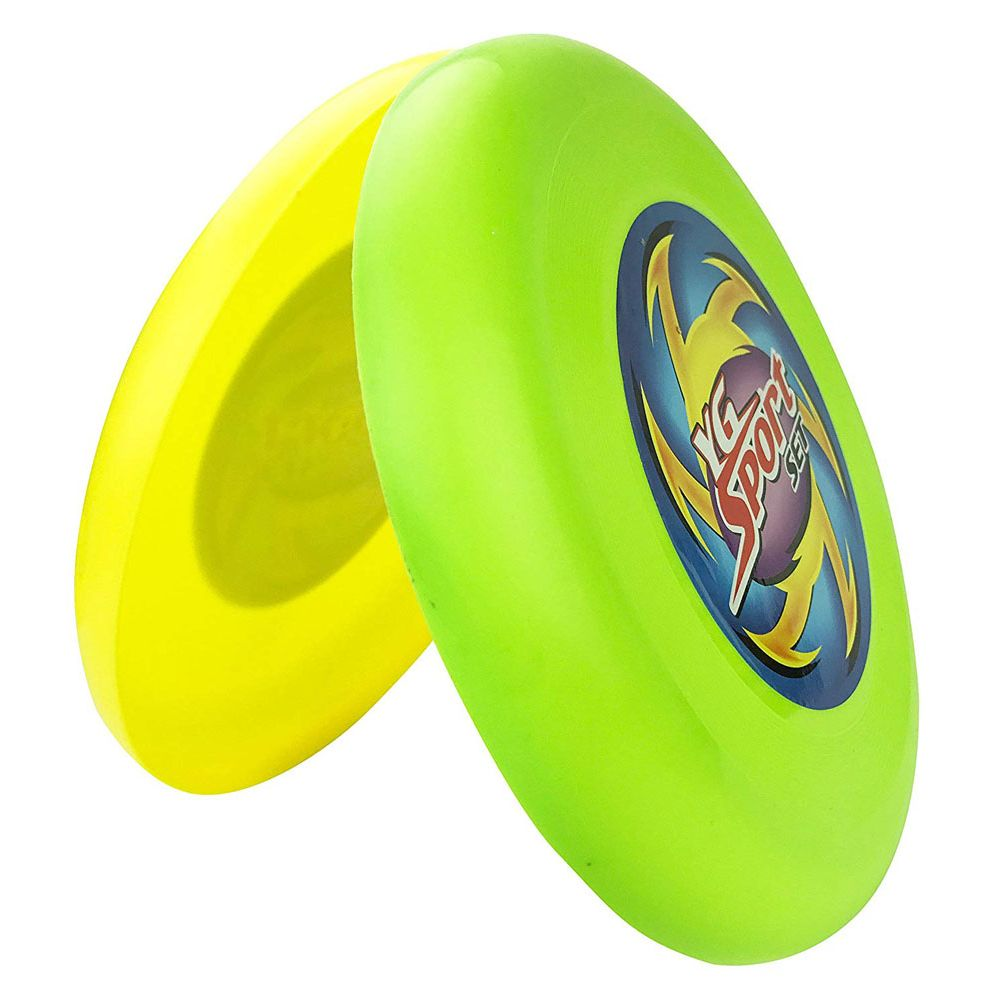 FRISBEE ASSORTED COLORS - Toyworld