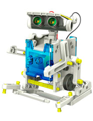 14 In 1 Solar Robot Img 1 - Toyworld