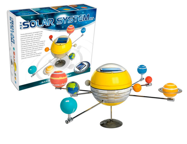 Johnco Solar System Toys Kit - Toyworld
