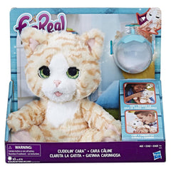 Fur Real Friends Cuddlin Cara - Toyworld