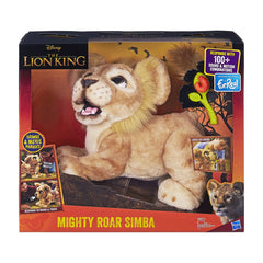 Furreal The Lion King Mighty Roar Simba - Toyworld