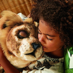 FUR REAL FRIENDS THE LION KING MIGHTY ROAR SIMBA