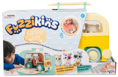 Fuzzikins Series 1 Campervan Carry Case - Toyworld