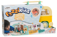 Fuzzikins Series 1 Campervan Carry Case Img 3 - Toyworld