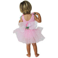 Fairy Girls Fairy Dust Dress Light Pink Medium Img 2 - Toyworld