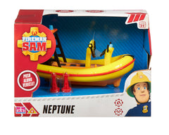 Fireman Sam Rescue Neptune Vehicle - Toyworld