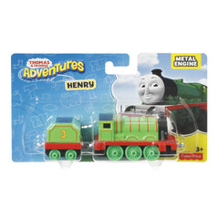 Fisher Price Thomas Friends Adventures Large Engine Henry - Toyworld
