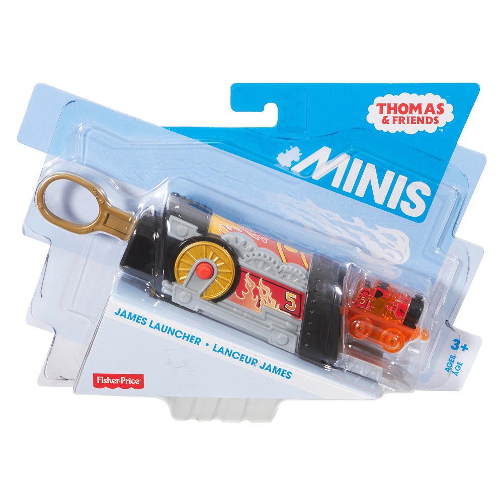 Fisher Price Thomas Friends Minis Launcher James - Toyworld
