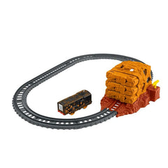 Fisher Price Thomas Friends Trackmaster Tunnel Blast Set Img 1 - Toyworld