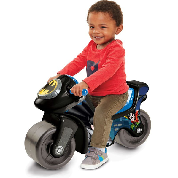 FISHER-PRICE LITTLE PEOPLE BATMAN CYCLE RIDE-ON