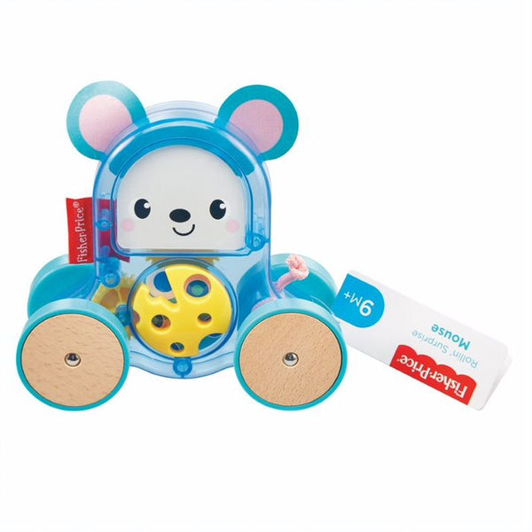 FISHER-PRICE ROLLIN' MOUSE SURPRISE
