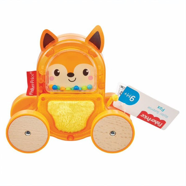 FISHER-PRICE ROLLIN' SURPRISE FOX