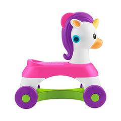 Fisher Price Rollin Tunes Unicorn Img 4 - Toyworld