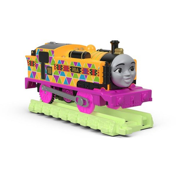 THOMAS & FRIENDS TRACKMASTER HYPER GLOW ENGINE NIA