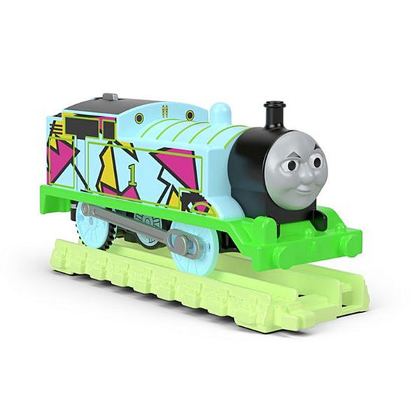 THOMAS AND FRIENDS TRACK MASTER HYPER GLOW THOMAS