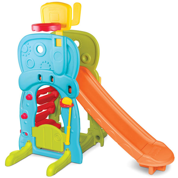 Fisher Price 5 In 1 Activity Clubhouse - Toyworld