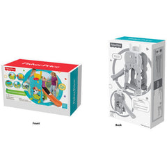 FISHER PRICE 5 IN 1 ACTIVITY CLUBHOUSE