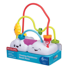 Fisher Price Chasing Rainbows Bead Maze - Toyworld