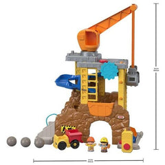 Fisher Price Little People Construction Site Img 1 - Toyworld