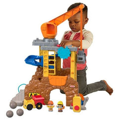 Fisher Price Little People Construction Site Img 2 - Toyworld
