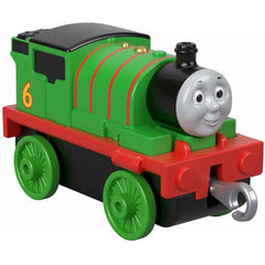 Fisher Price Thomas Friends Trackmaster Push Along Small Engine Percy Img 1 - Toyworld