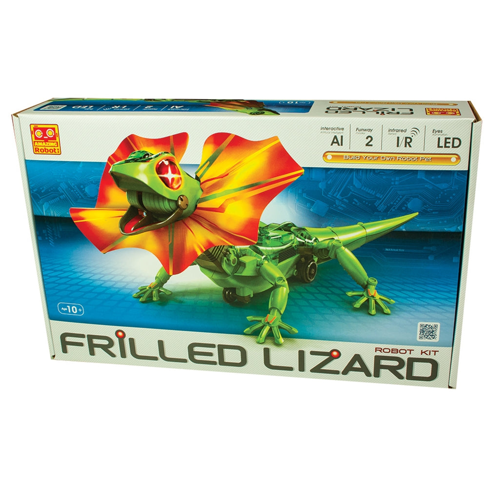 Frilled Lizard Robot - Toyworld