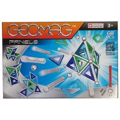 Geomag Panels 68 Pieces - Toyworld