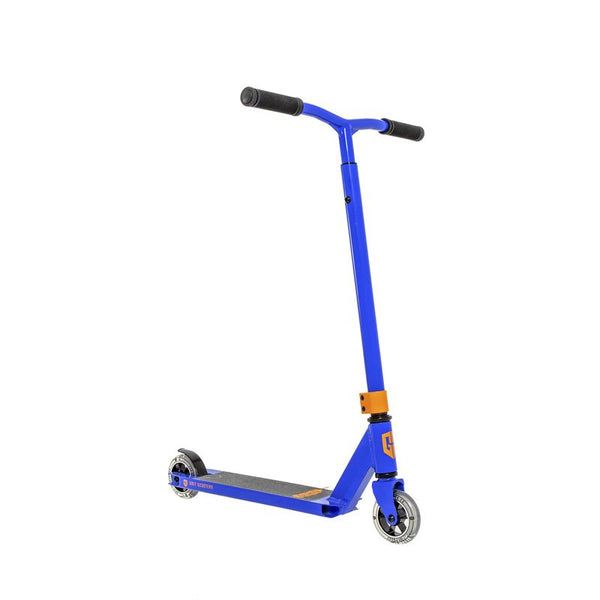 GRIT EXTREMIST SCOOTER BLUE (2 HEIGHT BARS)