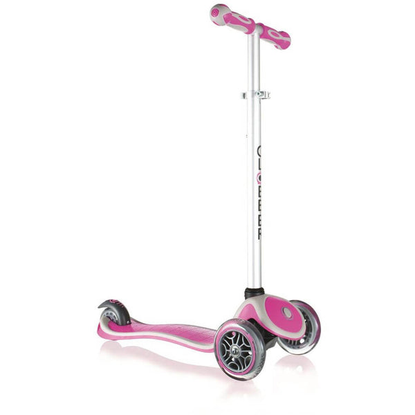 GLOBBER PRIMO PLUS SCOOTER PINK