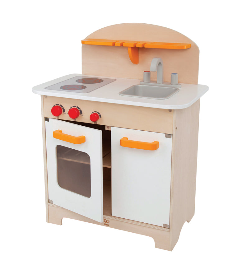Gourmet Kitchen White - Toyworld