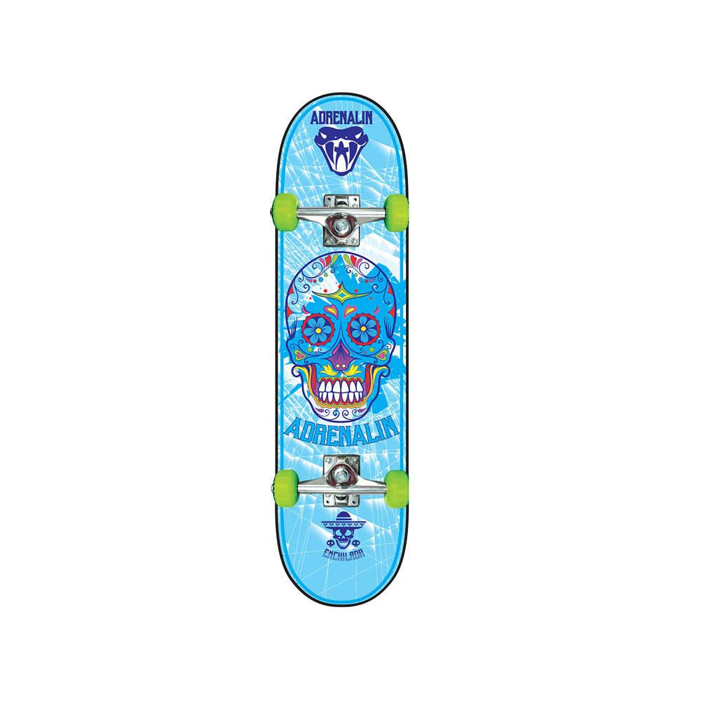 Halfpipe Enchilada Skateboard - Toyworld