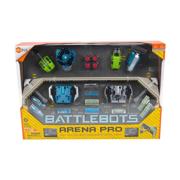 Hexbugs Battlebots Arena Pro - Toyworld