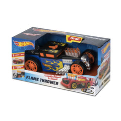 HOT WHEELS FLAME THROWER BLACK