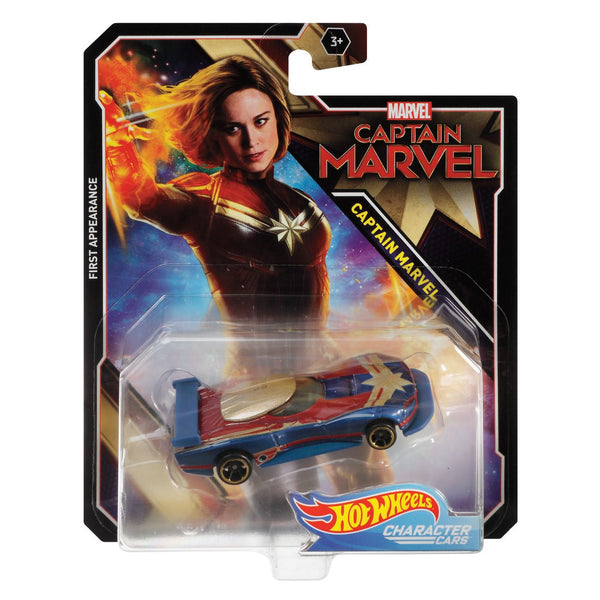 HOT WHEELS MARVEL VEHICLES ASSORTED STYLES