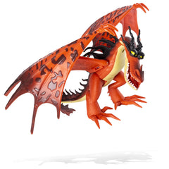 How To Train Your Dragon Basic Dragon Hookfang Img 1 - Toyworld