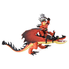How To Train Your Dragon Dragon & Viking Hookfang Img 1 - Toyworld