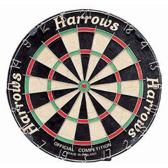 HARROWS COMPETITION DARTBOARD - Toyworld