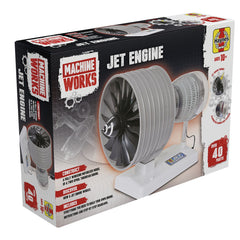 HAYNES MACHINE WORKS JET ENGINE